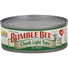 Bumble Bee Light Tuna in Water