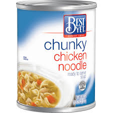 Best Yet Chunky Chicken Soup