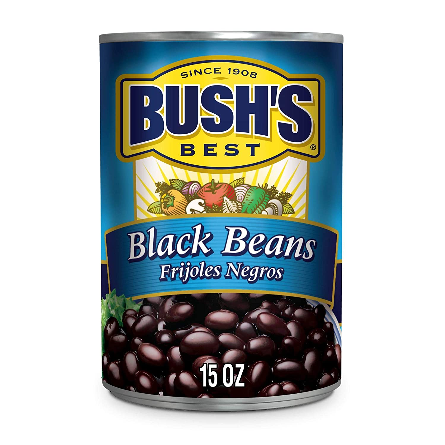 Bush's Best Black Beans