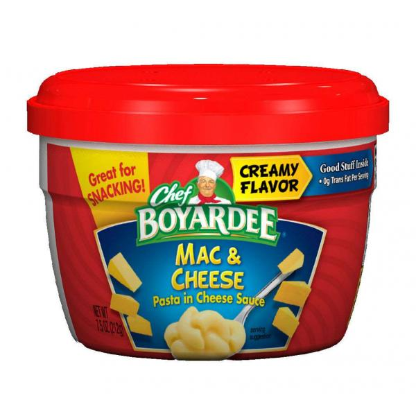 Chef Boyardee Mac & Cheese  Cups