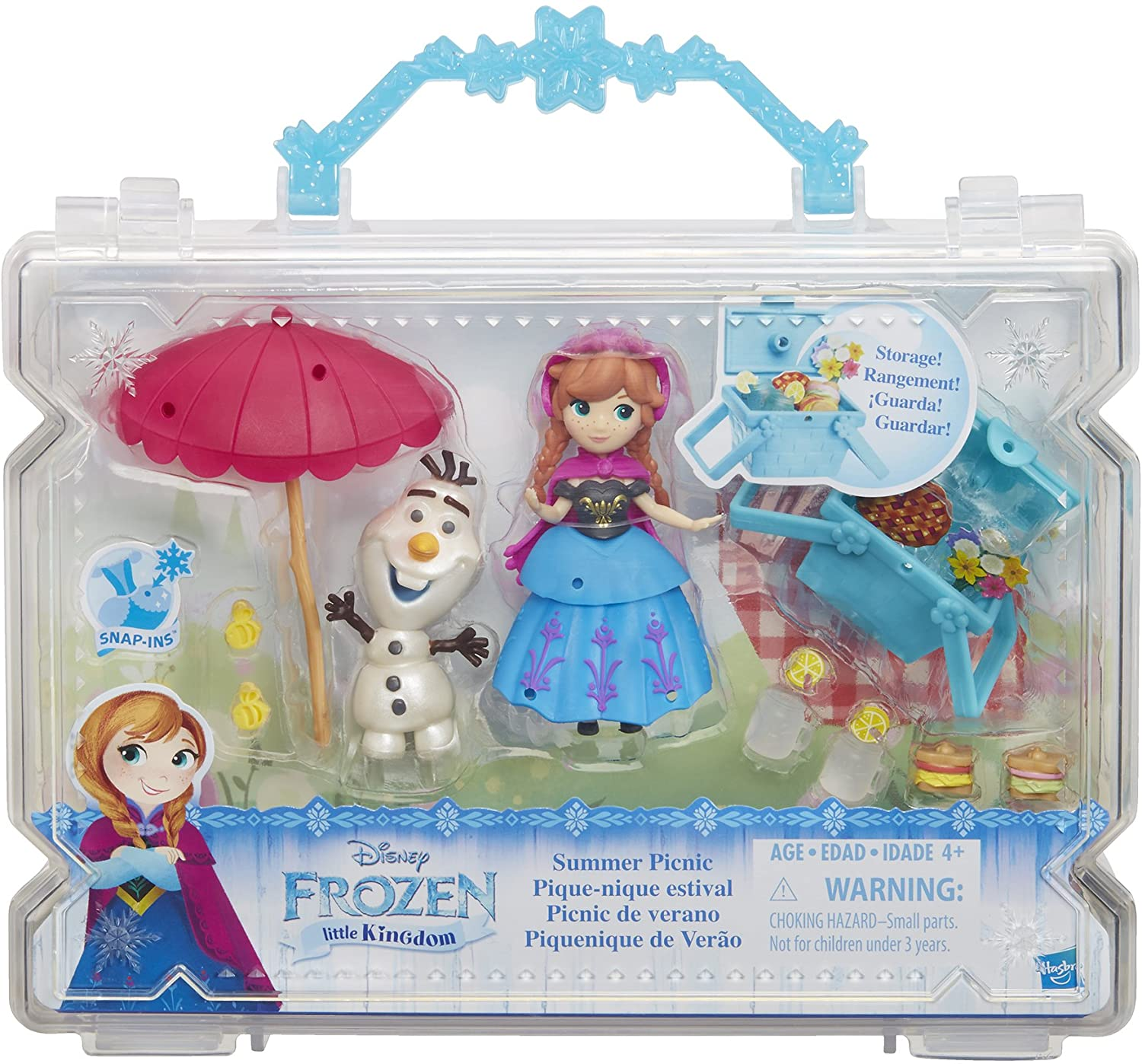 Disney Frozen Little Kingdom Playset