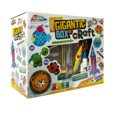 Gigantic Box of Crafts