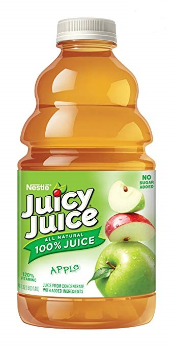 Juicy Juice Apple Juice