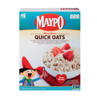 MAYPO Quick Oats