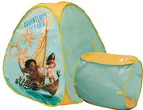 Disney Moana Hide About Tent
