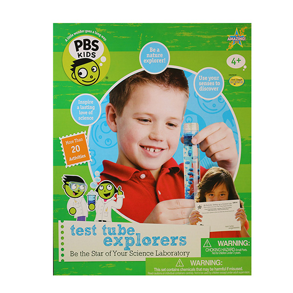 PBS Test-Tube Explorers Kit