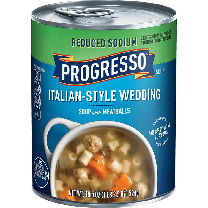 Progresso  Italian Wedding Meatball Soup