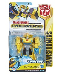 Hasbro Transformer Cyberverse Warrior
