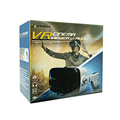 VR Viewer with Headset
