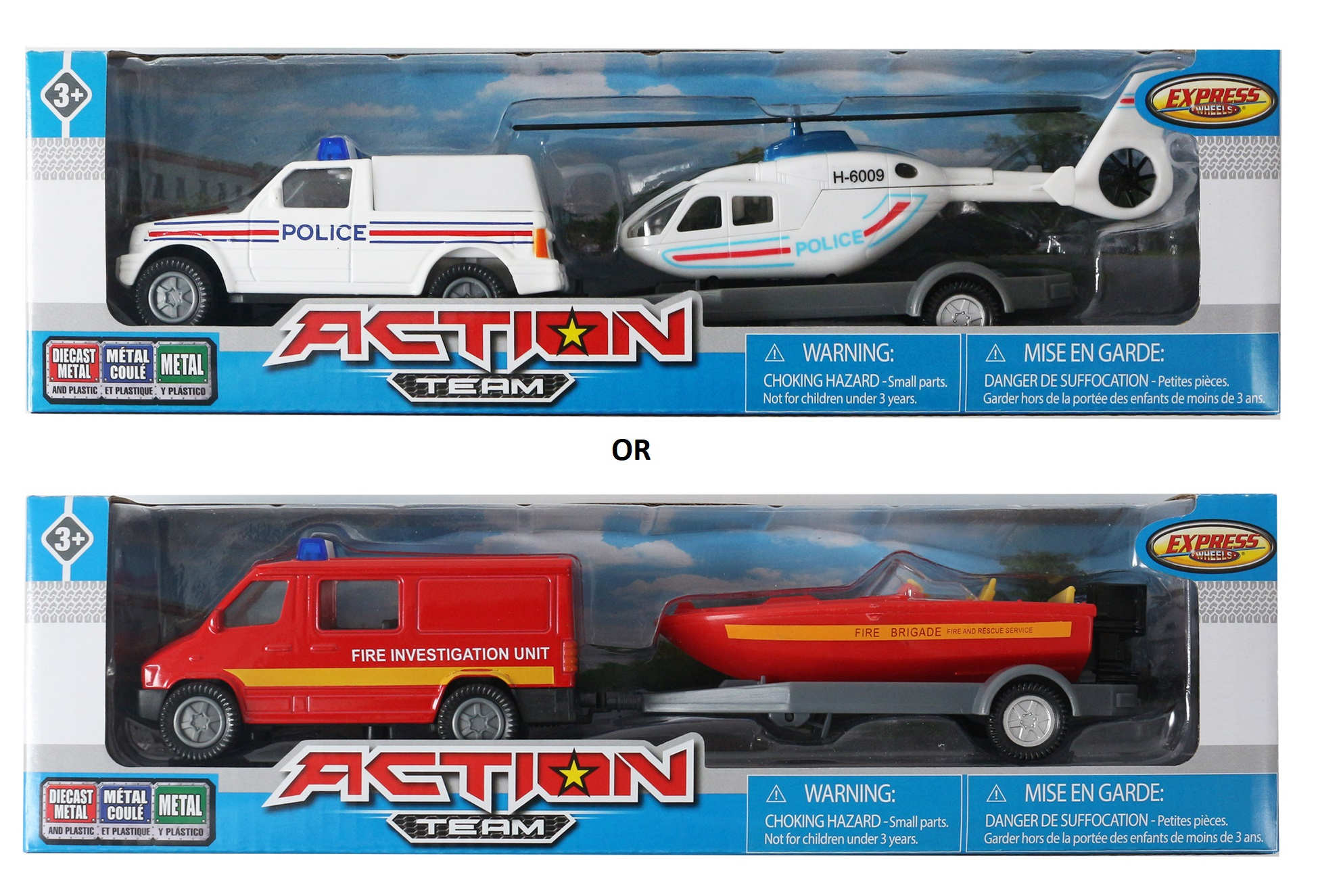 Action Team Emergency Hauler