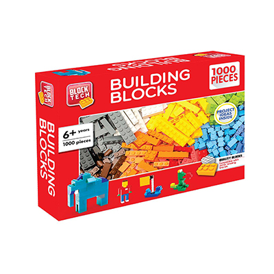 Block Tech Building Blocks Set