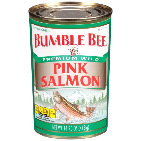 Bumble Bee Salmon