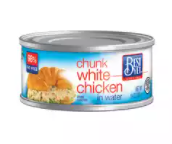 Chunk White Chicken