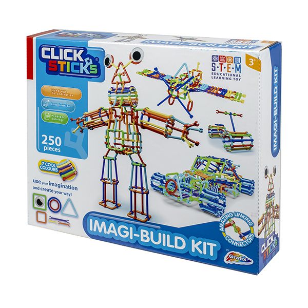 Granx Click Sticks Imagi-Build Kit