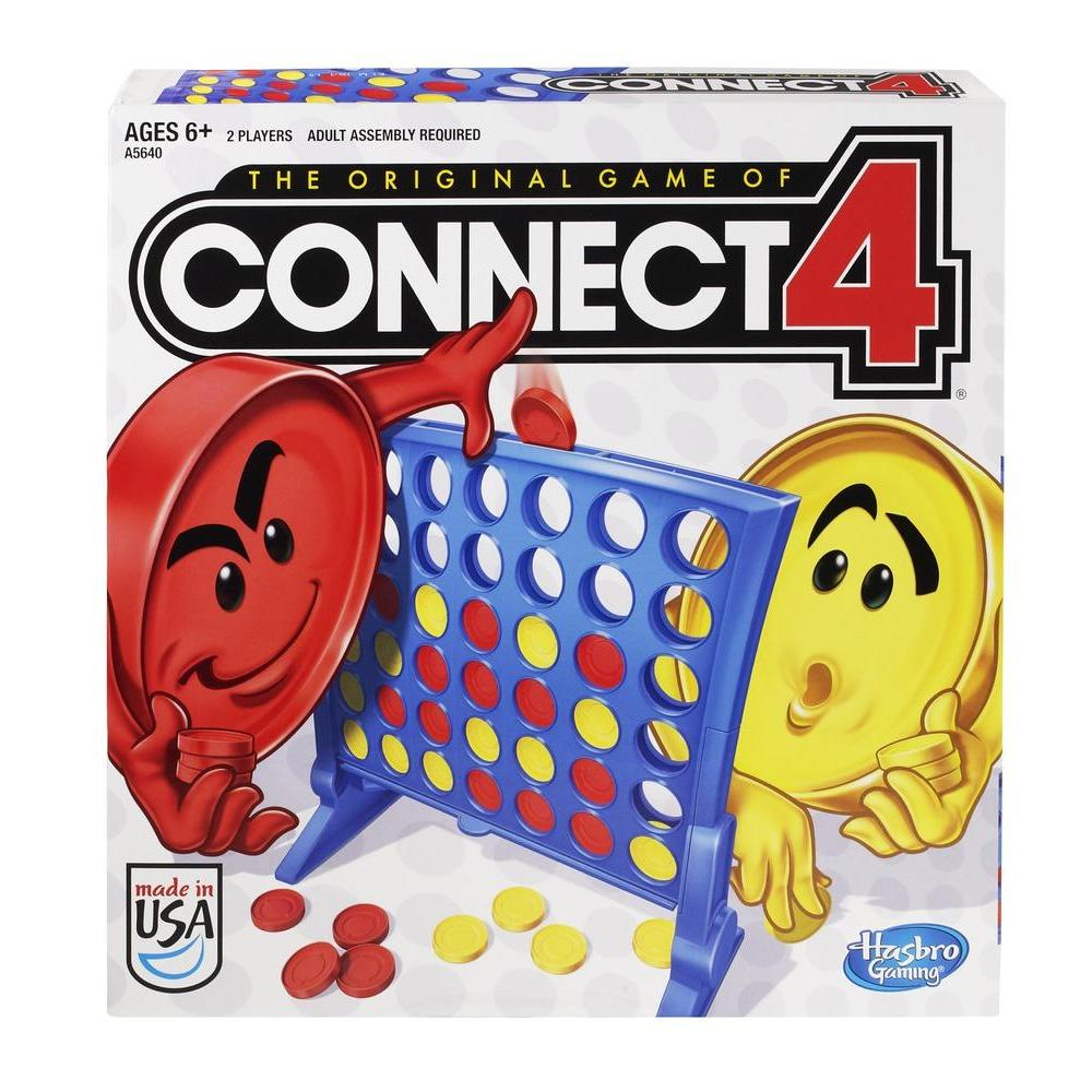 Hasbro Connect-4 game