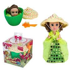 Cupcake Surprise Princess Doll