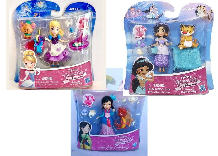 Disney Princess Little Kingdom Playset