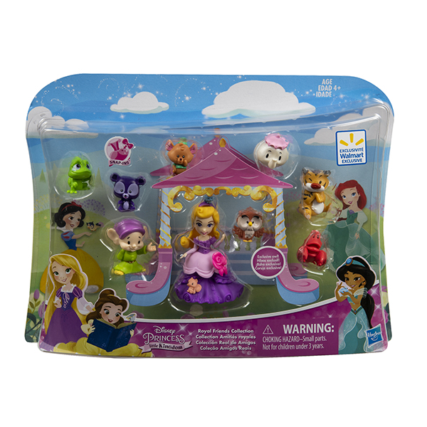 Disney Royal Friends Playset