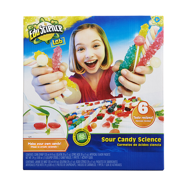 Eduscience Lab - Sour Candy Science Kit