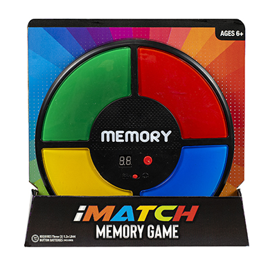 iMatch Memory Game