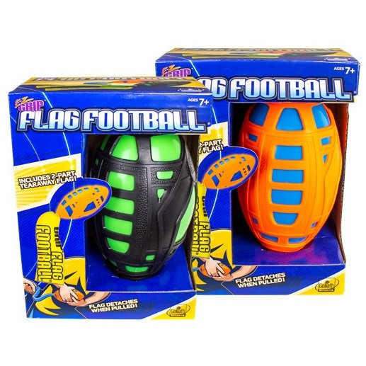 Goliath E-Z Grip Flag Football Set