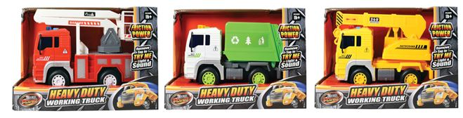 Heavy Duty Working Truck Light n Sound