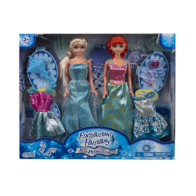 Ice Princess Doll Set