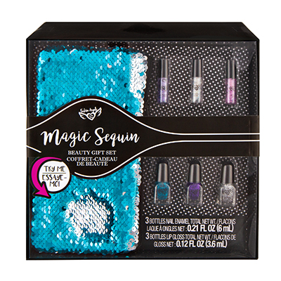 Magic Sequin Beauty Gift Set