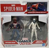 Hasbro Marvel Spider-Man vs. Mister Negative Playset