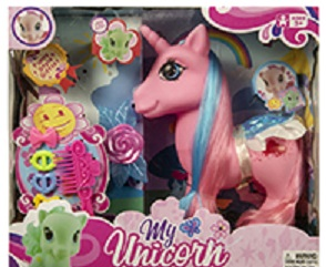My Unicorn Pony Playset