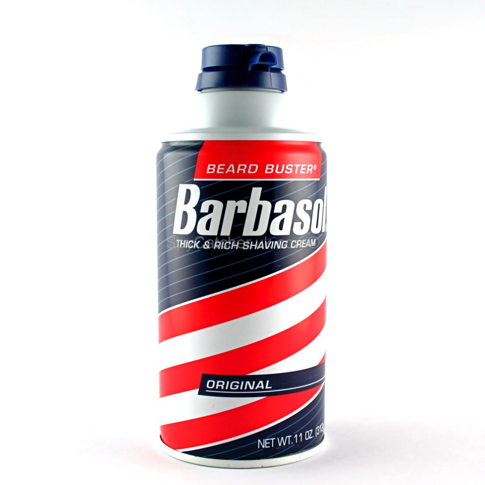 Barbasol Shaving Cream
