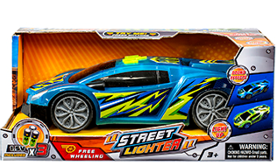 Street Lighter Car