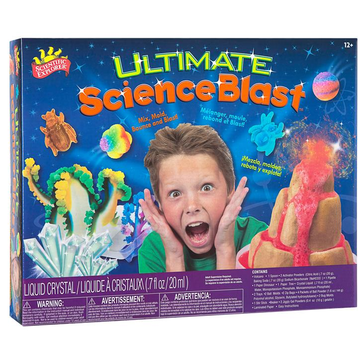 Scientific Explorer Ultimate Science Blast Kit