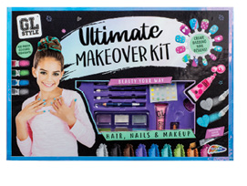 Mega Makeover Kit
