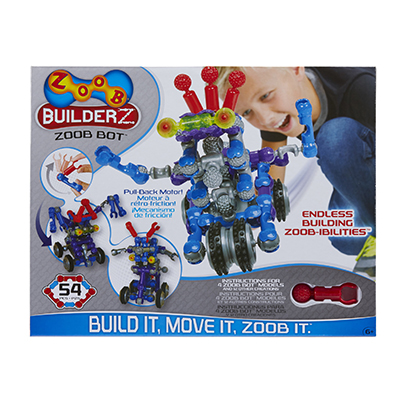 ZOOB BuilderZ Bot Kit