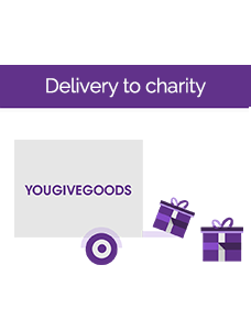 Delivery to charity