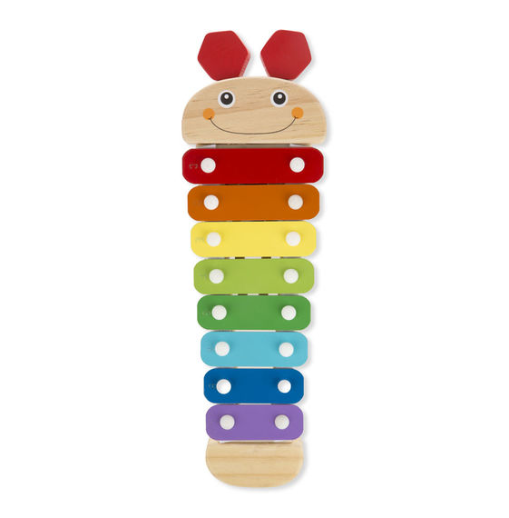 Melissa and Doug Caterpillar Xylophone