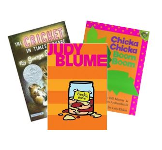 Elementary School Books Variety Pack (Ages 6 - 12)