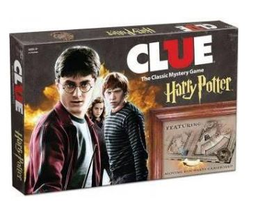 Clue - Harry Potter Version
