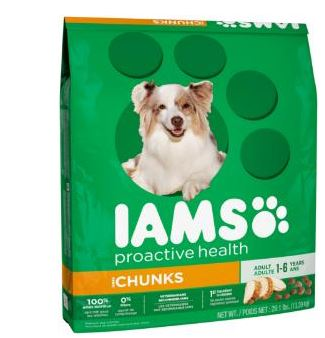 IAMS Proactive Health Dog Chunks