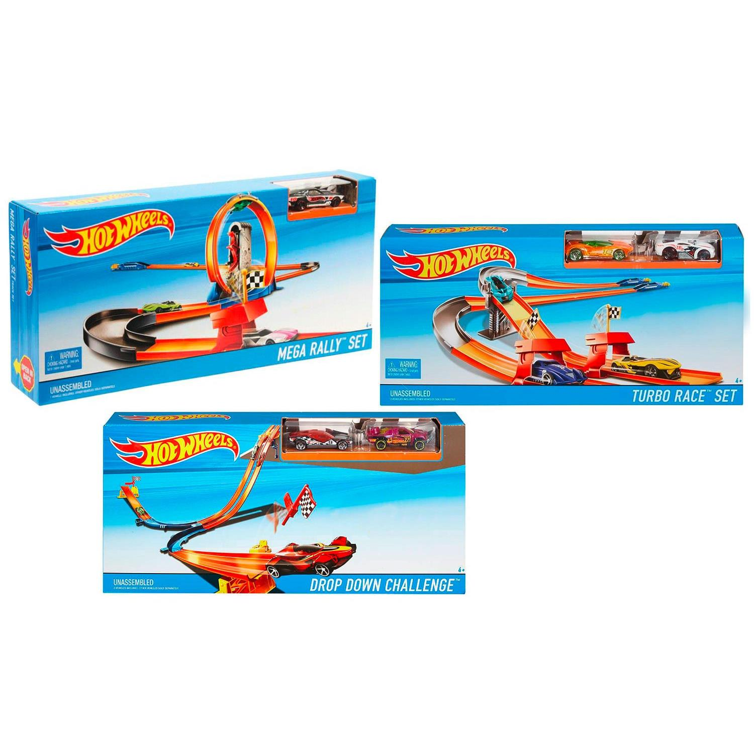 Mattel Hot Wheels Track Set
