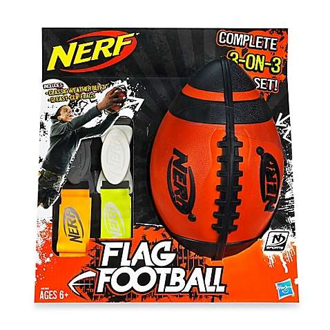 Hasbro Nerf N-Sports Flag Football Set
