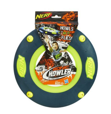 Nerf Sonic Howling Flying Disc