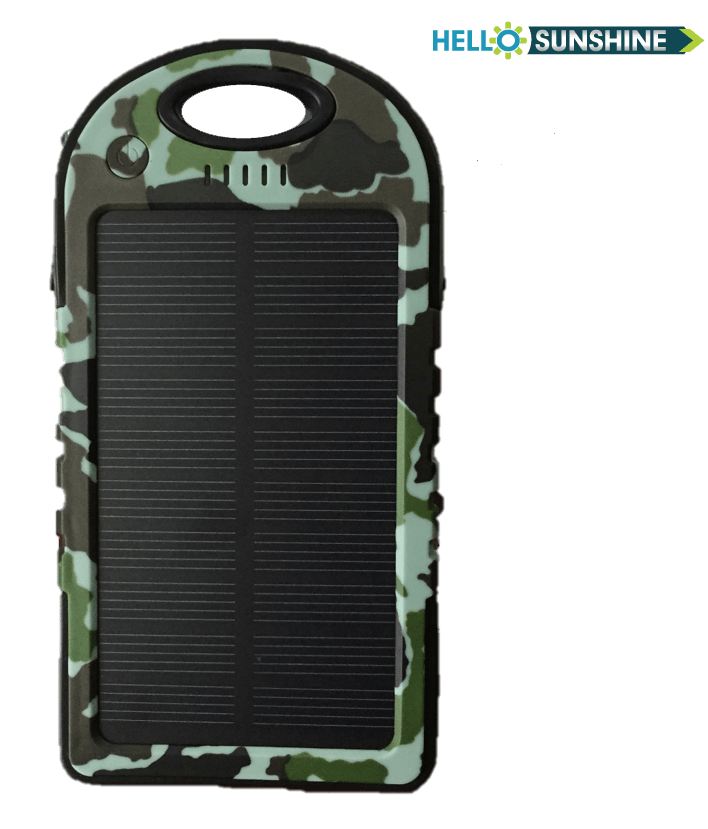 Hello Sunshine Solar Charger