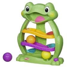 Tumble N Glow Froggie Toy