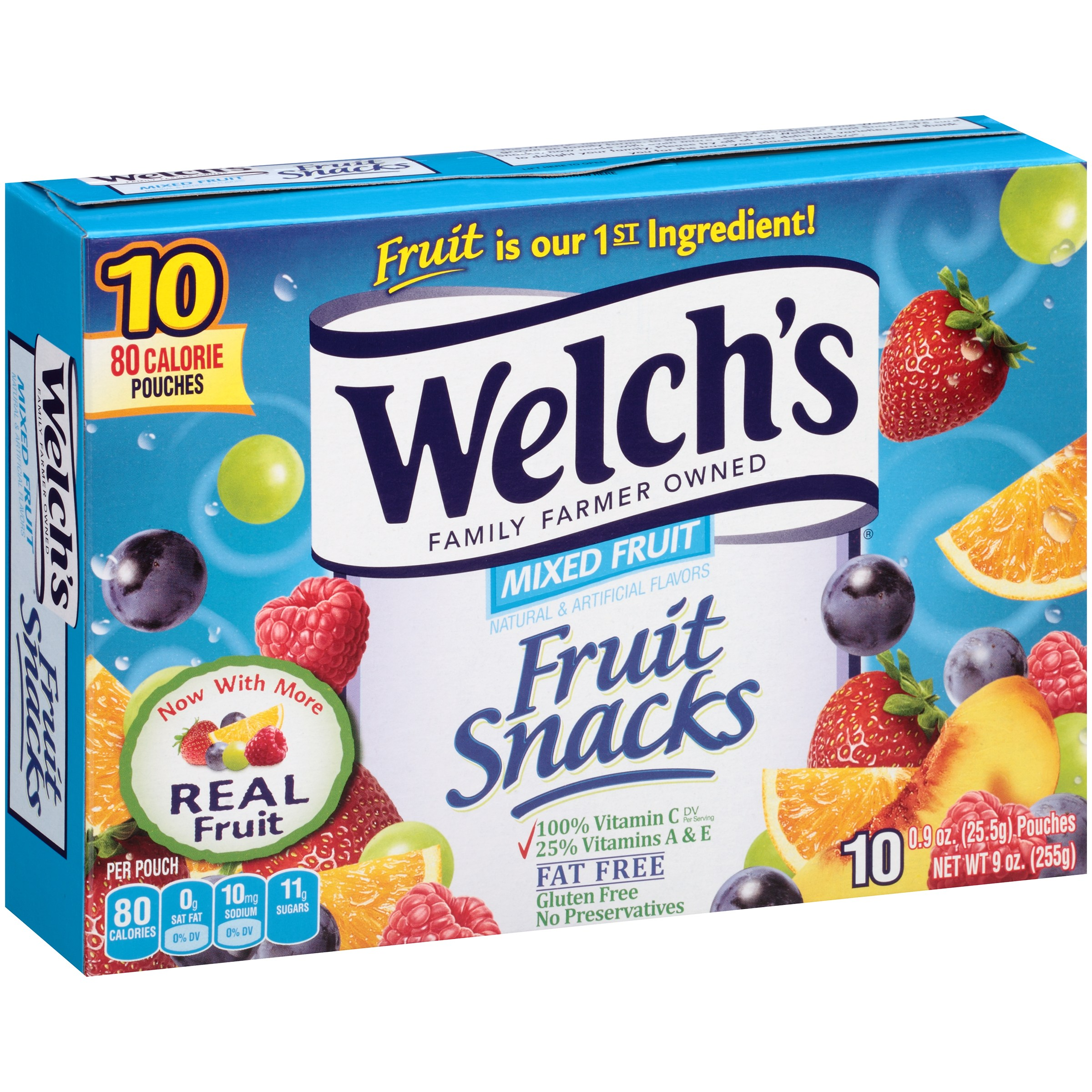 Welch's Fruit Snacks (mixed fruit)