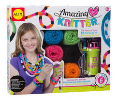 Alex Amazing Knitter Kit