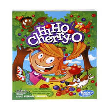 Hasbro HiHo Cherry-O! Game
