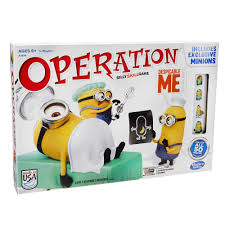 Hasbro Operation Game - Despicable Me Version